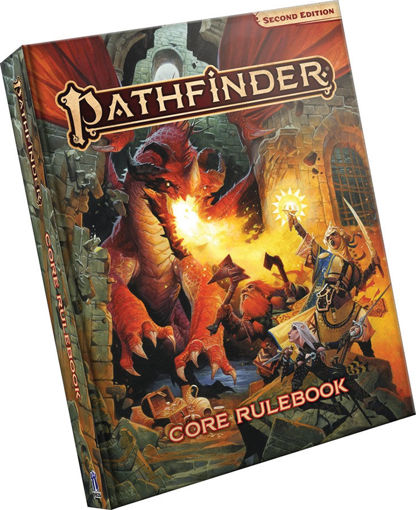 Picture of Pathfinder 2E: Core Rulebook