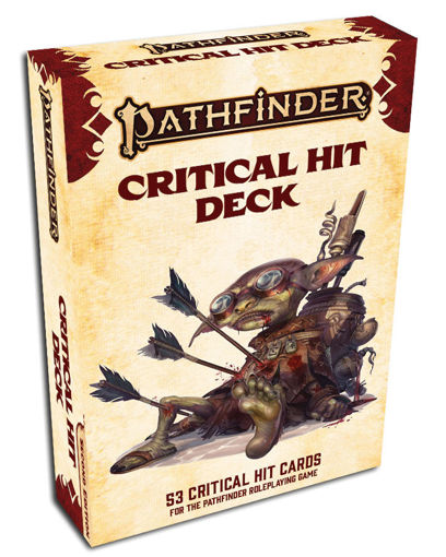 Picture of Pathfinder 2E: Critical Hit Deck