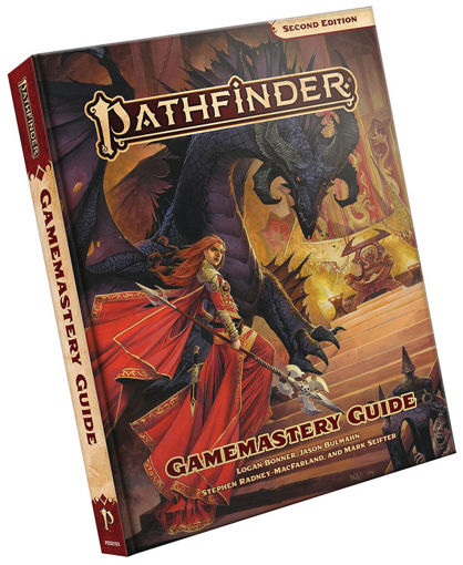Picture of Pathfinder 2E: Gamemastery Guide