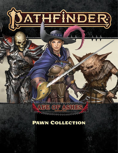 Picture of Pathfinder 2E: Pawns - Age of Ashes Pawn Collection