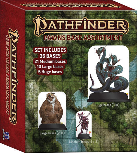 Picture of Pathfinder 2E: Pawns - Base Assortment