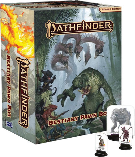 Picture of Pathfinder 2E: Pawns - Bestiary Box
