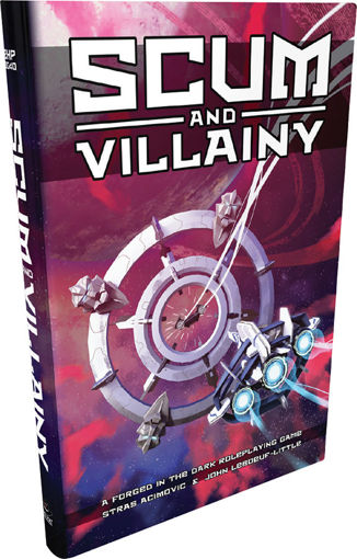 Picture of Scum and Villainy RPG