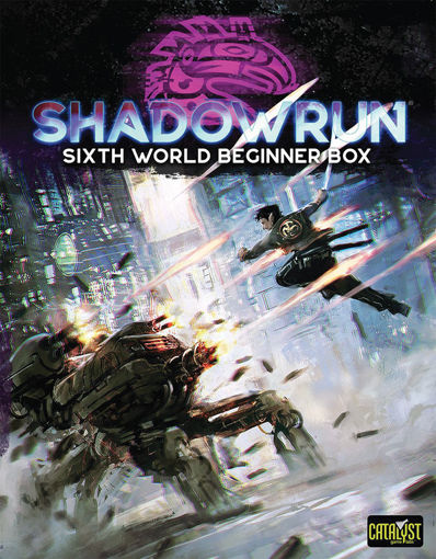 Picture of Shadowrun 6E: Beginner Box