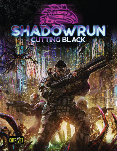 Picture of Shadowrun 6E: Cutting Black