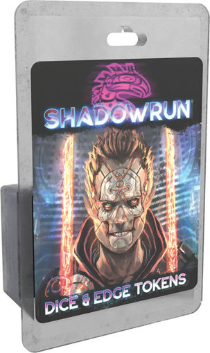 Picture of Shadowrun 6E: Dice & Edge Tokens