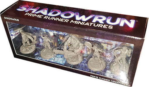Picture of Shadowrun 6E: Prime Runner Miniatures