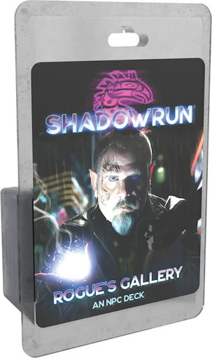 Picture of Shadowrun 6E: Rogue`s Gallery - An NPC Deck