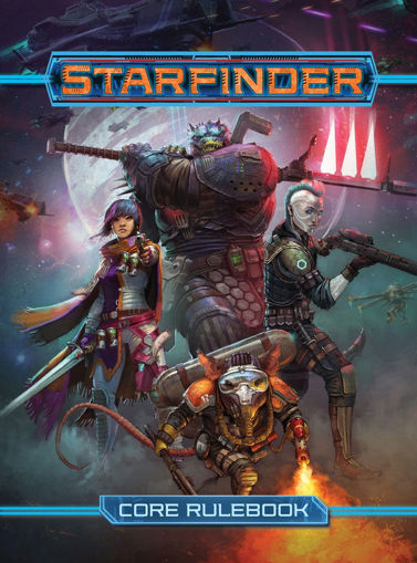 Picture of Starfinder RPG: Core Rulebook