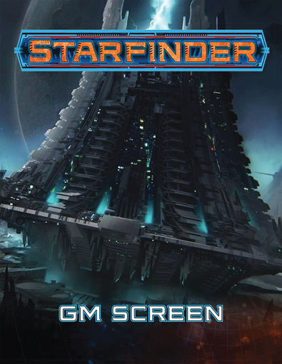 Picture of Starfinder RPG: GM Screen