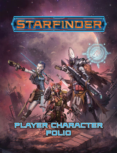 Picture of Starfinder RPG: Player Character Folio