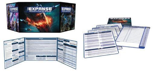 Picture of The Expanse Game Master`s Kit