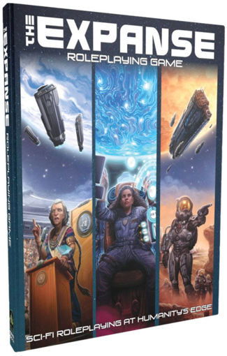Picture of The Expanse Roleplaying Game