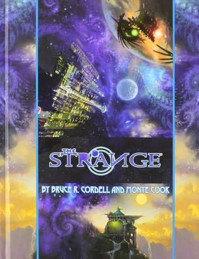 Picture of The Strange RPG: Corebook