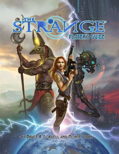 Picture of The Strange RPG: Players Guide