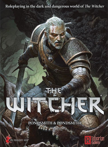 Picture of The Witcher RPG