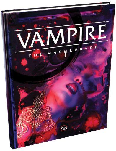 Picture of Vampire The Masquerade: 5th Edition Core Rulebook