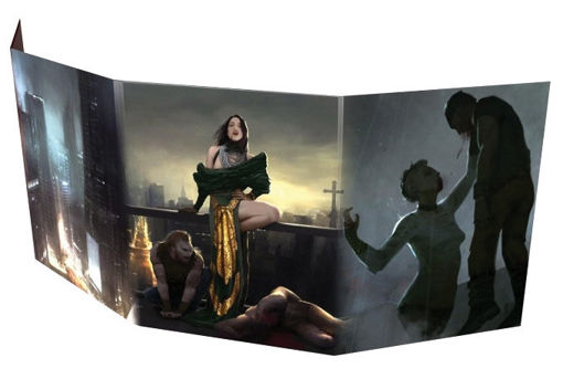 Picture of Vampire the Masquerade: 5th Edition Storyteller Screen