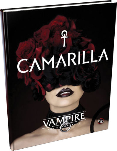 Picture of Vampire The Masquerade: Camarilla Supplement