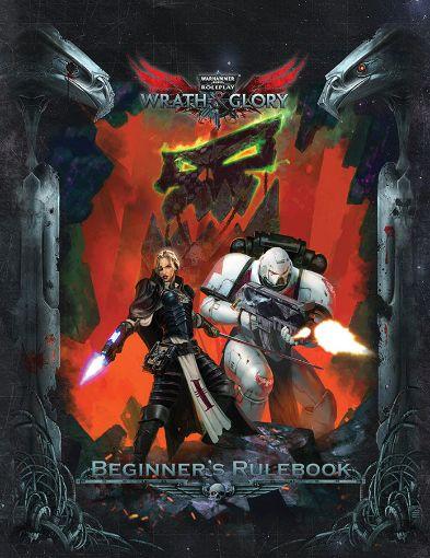 Picture of Warhammer 40K Wrath & Glory RPG: Starter Set