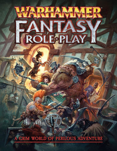 Picture of Warhammer Fantasy RPG: 4th Edition Rulebook