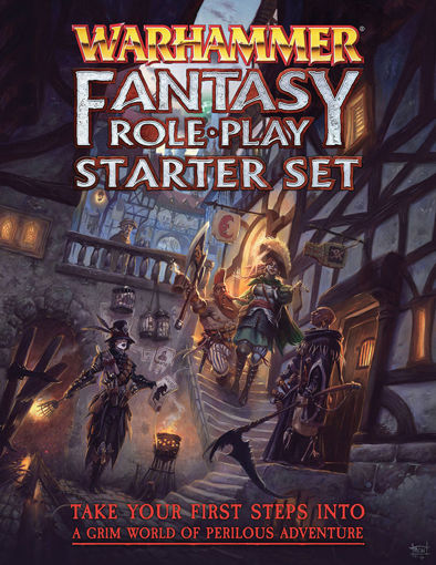 Picture of Warhammer Fantasy RPG: 4th Edition Starter Set