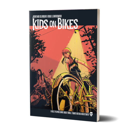 Picture of Kids on Bikes RPG: Core Rule Book