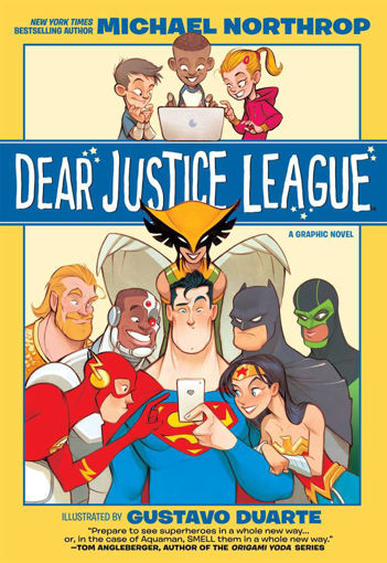 Picture of Dear Justice League TP