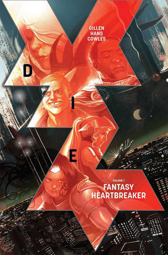 Picture of Die TP Vol 1 Fantasy Heartbreaker