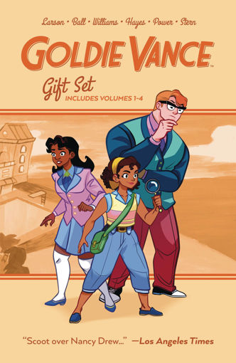 Picture of Goldie Vance TP Gift Set