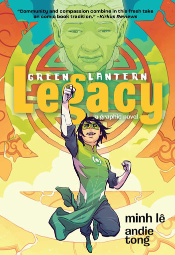 Picture of Green Lantern Legacy TP