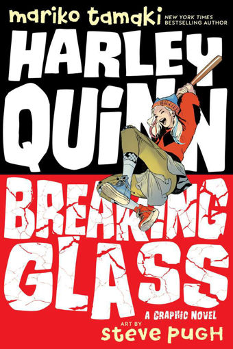 Picture of Harley Quinn Breaking Glass TP