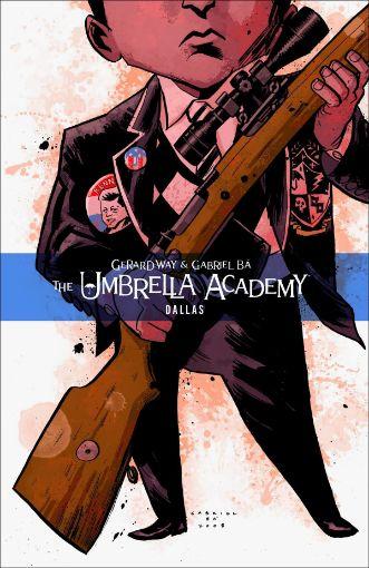 Picture of Umbrella Academy TP Vol 02 Dallas