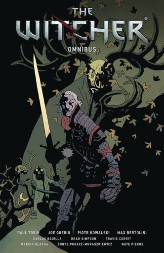 Picture of Witcher Omnibus TP Vol 01
