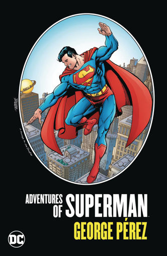 Picture of Adventures Of Superman By George Perez HC