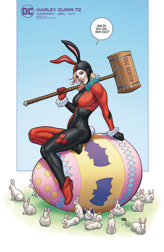 Picture of Harley Quinn #72 Variant