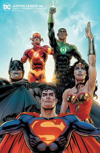 Picture of Justice League #44 Variant