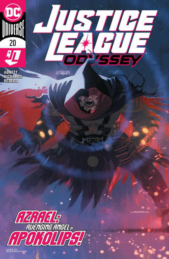 Picture of Justice League Odyssey #20