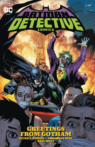 Picture of Batman Detective Comics HC VOL 3