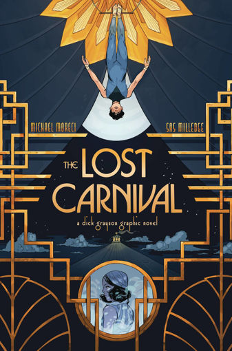 Picture of Lost Carnival a Dick Grayson Graphic Novel