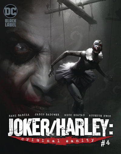 Picture of Joker Harley Criminal Sanity #4
