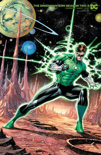 Picture of Green Lantern Season 2 #3 Variant