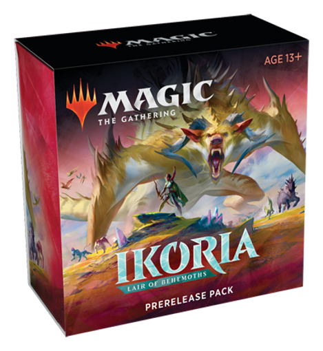 Picture of Ikoria Pre-Release Pack