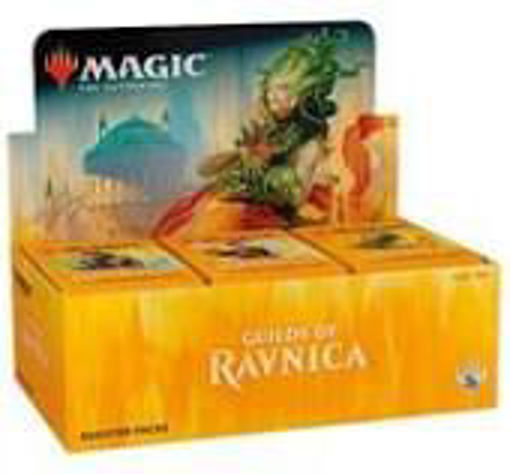 Picture of MTG: Guilds of Ravnica Booster Box