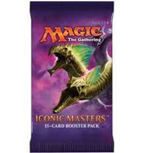 Picture of MTG: Iconic Masters Booster