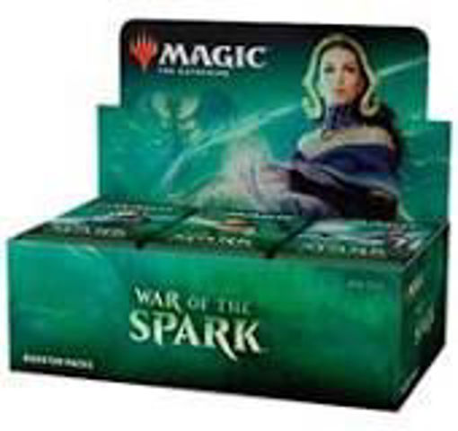 Picture of MTG: War of the Spark Booster Box