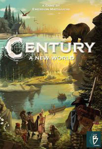 Picture of Century : A New World