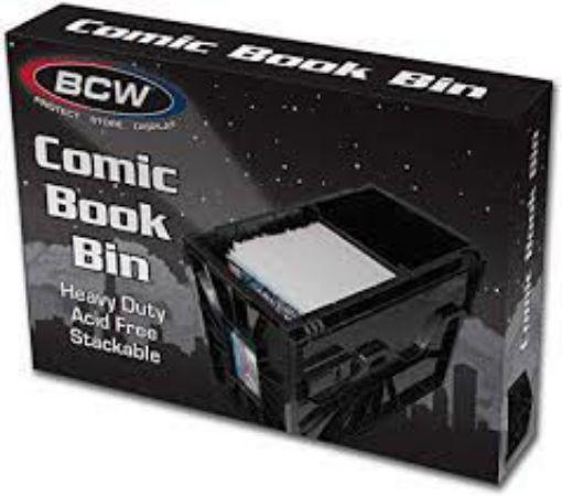 Picture of BCW Heavy Duty Plastic Comic Book Bin