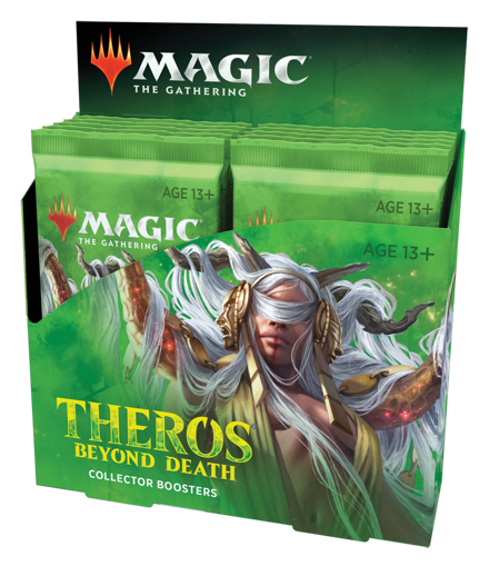 Picture of MTG Theros Beyond Death Collectors Booster Box