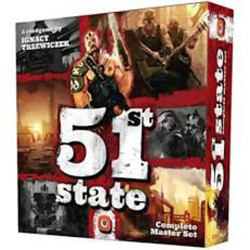 Picture of 51st State Master Set
